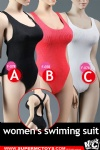 Women's Swiming Suit